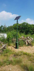 Camera en zonne energie 3