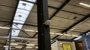 IPcamera magazijn