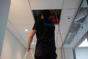 plafond installatie - megasnel
