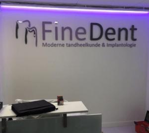 FineDent logo