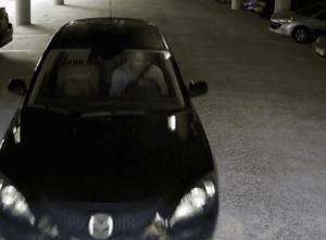 parkeergarage megasnel