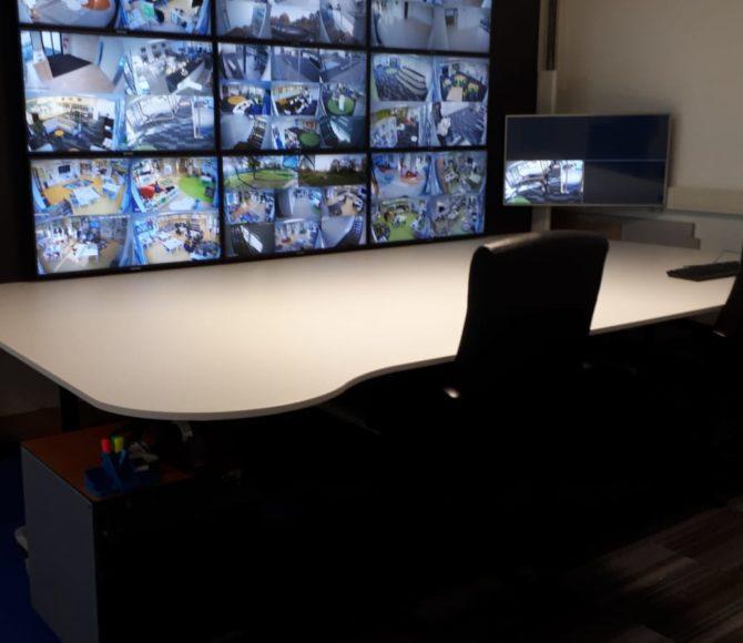 VideoWall meldkamer