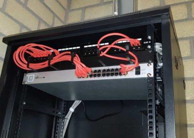 Netwerk bekabeling Kwintes
