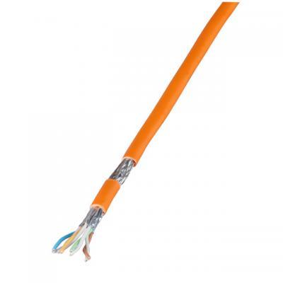 Cat7 kabels trekken en monteren