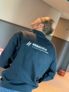 MegaSnel wifi installateur