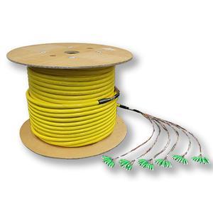 Extra sterke glasvezel kabels