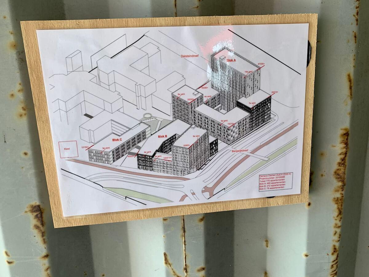 Diemen campus - your campus