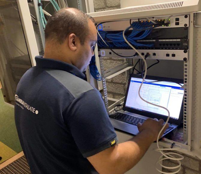 Monteur ICT netwerk migratie