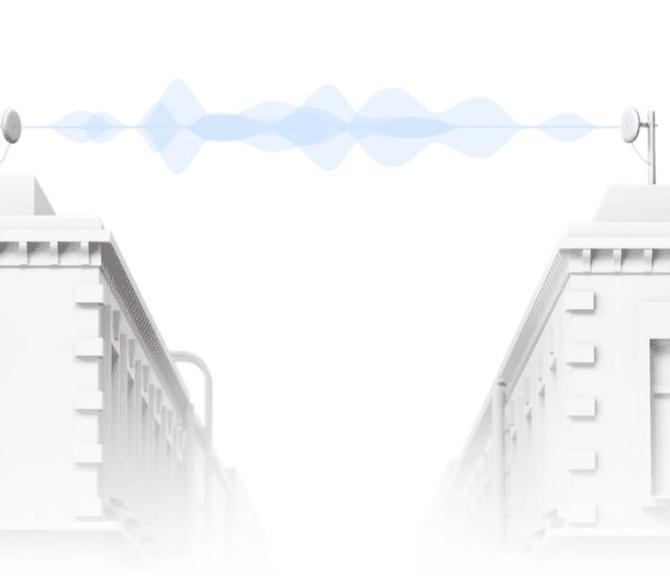 Pand naar pand netwerk verbinding met wifi