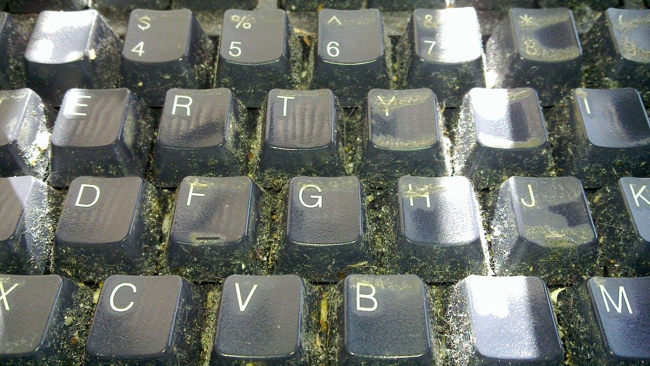 corona toetsenbord