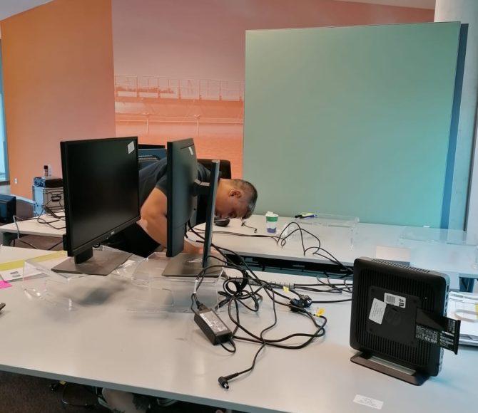 computers verhuizen